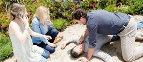 Beautiful, anticipazioni dal 24 febbraio al 1 marzo: Thomas cade dalla scogliera