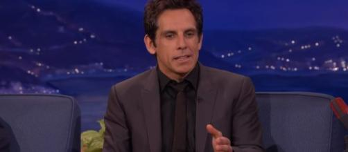Ben Stiller was cured of prostate cancer. (Image source Youtube/Team Coco)