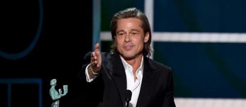 Brad Pitt vence prêmio no SAG Awards. (Arquivo Blasting News)