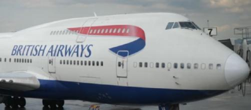 British Airways - 747 400 - New York (JFK) to London (LHR). [Image source/QFS Aviation YouTube video]