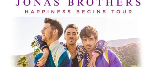 ≫Concierto Jonas Brothers en Barcelona - En Palau de San Jordi 2020 - buscafiesta.es