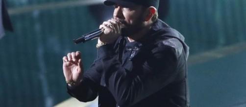 Eminem faz apresentação surpresa durante cerimônia do Oscar 2020. (Arquivo Blasting News)