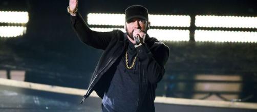 Eminem si è esibito agli Oscar 2020