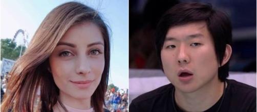 Ex-namorada de Pyong fala sobre suposta agressão: 'Não sou a única ex'. (Fotomontagem)