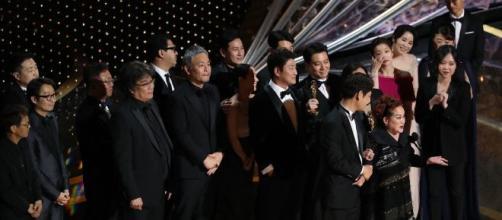 Filme sul-coreano foi o grande vencedor da noite. (Arquivo Blasting News)