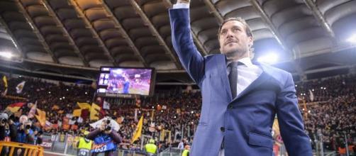 Francesco Totti inizia una nuova carriera nel calcio con due società per club e giovani talenti