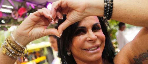 Gretchen se transformou em um ícone na internet brasileira. (Arquivo Blasting News)