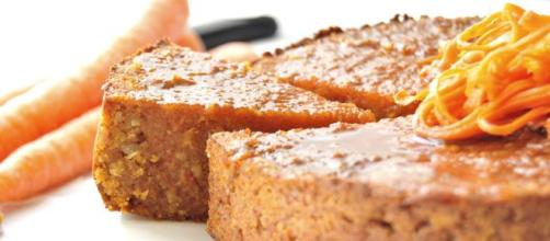 La ricetta della torta vegana alle carote.