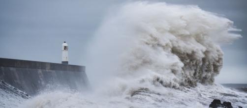 Les noms de tempête sont choisis par le premier territoire atteint. Credit: Unsplash/ Marcus WoodWoodbridge