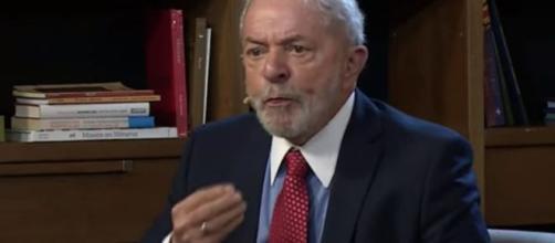 Lula critica provável candidatura de Luciano Huck à Presidência. (Reprodução/YouTube)