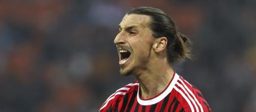Milan, Ibrahimovic furioso con la squadra.