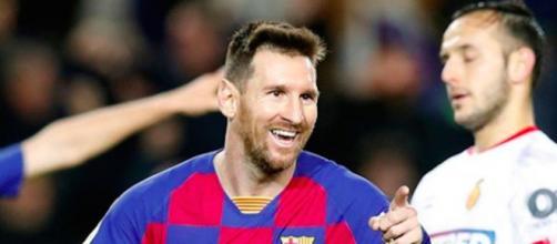 PSG : Lionel Messi est le 'rêve' du club parisien. Credit: Instagram/Lionelmessi