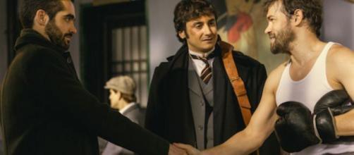 Una Vita, spoiler spagnoli: Tito viene ferito gravemente provando a salvare Flora