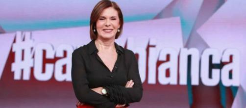 Bianca Berlinguer, la conduttrice di Cartabianca.
