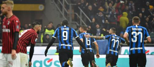Conte decisivo per il successo dell'Inter contro il Milan
