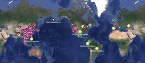 Coronavirus: crean mapa interactivo para visualizar contagios ... - com.mx