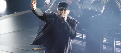 Eminem a performé 'Lose Yourself' aux Oscars 2020, 17 ans après son Oscar. Credit: Capture Youtube