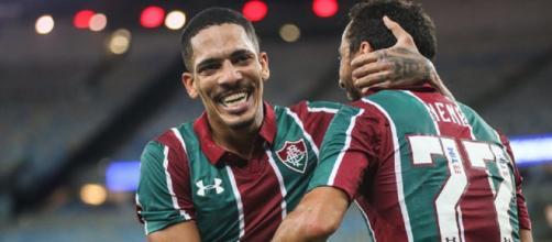 Flu será o mesmo do último domingo (9) para o clássico diante do Flamengo. (Reprodução/Lucas Merçon/www.fluminense.com.br)