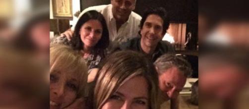 Friends, la reunion per HBO Max
