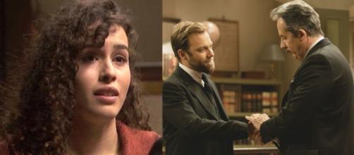 Il Segreto, spoiler al 21 febbraio: Lola in pericolo, Garcia è un complice di Fernando