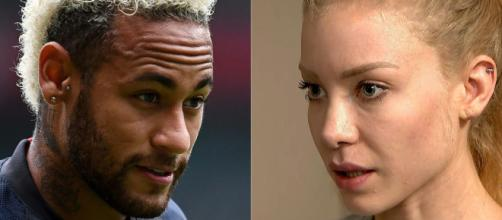 Najila Trindade accuses Neymar of publishing intimate photos to ... - marca.com