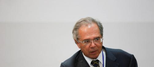 Paulo Guedes se desculpa por fala ofensiva. (Arquivo Blasting News)