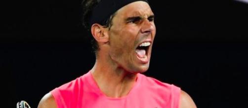 Rafael Nadal va passer sa 600e semaine dans le top 3 mondial (Credit Image : Instagram/rafaelnadal)