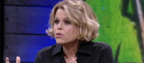 Tosca parla di politica a 'DiMartedì'