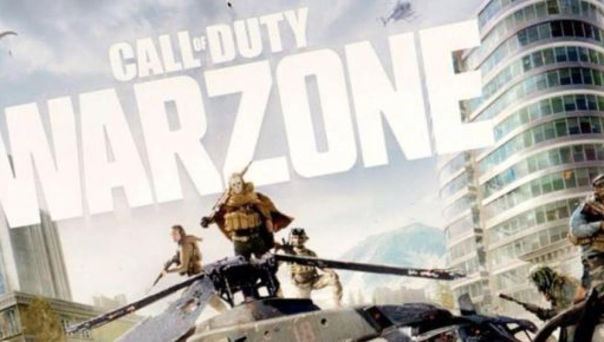 Call Of Duty Modern Warfare Battle Royale Leak Warzone Map