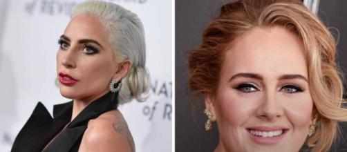 5 celebridades que apareceram em público sem maquiagem. (Fotomontagem)