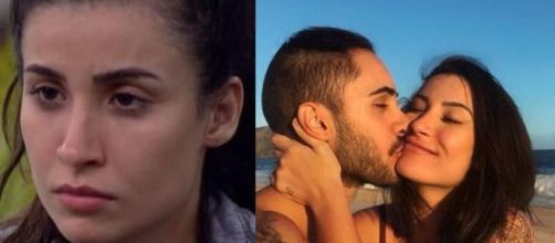 Após o possível polêmica de Bianca Andrade no BBB, os internautas querem que o namorado da sister vá ao BBB. (Foto: Globo/Instagram)