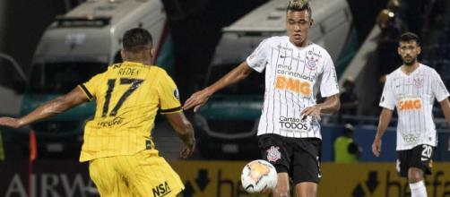 Corinthians perdeu na ida por 1 a 0. (Arquivo Blasting News)