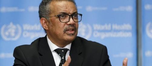 """Coronavirus, per il direttore dell'Organizzazione Mondiale della Sanità, Ghebreyesus : """"Minaccia peggiore del terrorismo, nemico numero uno""""."""