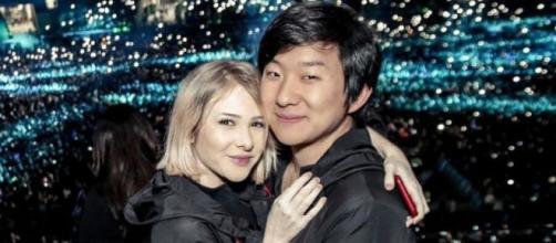 Esposa de Pyong se pronuncia após hipnólogo ser acusado de assédio. Reprodução/Instagram