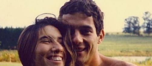 Ex de Ayrton Senna desmente boatos de piloto seria gay. (Arquivo Pessoal)