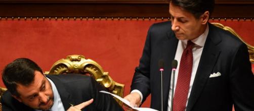 Gregoretti: scontro sulle responsabilità di Salvini e Conte