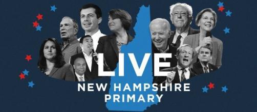 I candidati delle primarie in New Hampshire