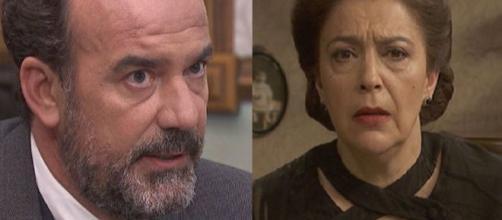 Il Segreto, trame Spagna: la villa di Francisca finisce nelle mani di Ignacio Solozàbal.