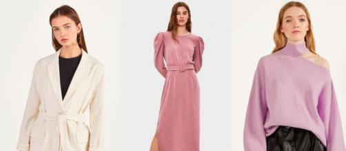 Outfits en crudo y rosa de Bershka - InStyle.es
