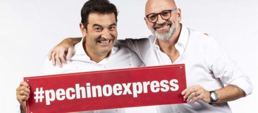 Pechino Express, 1ª puntata: i 'Gladiatori' vincono la prima tappa