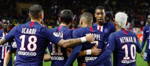 PSG : Le PSG se prépare pour le match contre Dortmund. Credit : Instagram/PSG