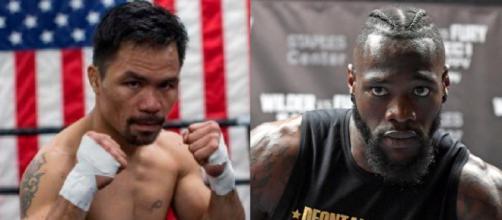 Secondo Manny Pacquiao, la forza di Deontay Wilder può essere un fattore decisivo contro Tyson Fury.