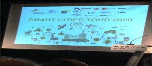 Tour das Smart Cities em Valongo.