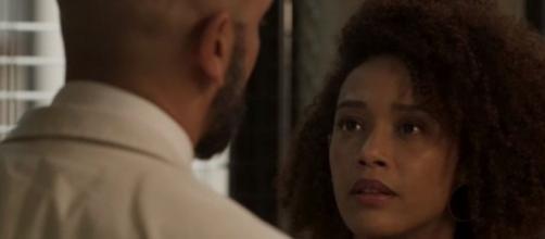 Vitória vai mostrar que mudou em 'Amor de Mãe'. (Reprodução/TV Globo)