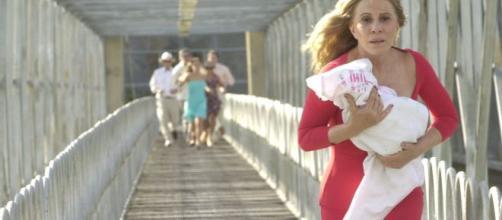 A Nazaré de 'Senhora do Destino' foi amada e odiada pelo público. (Divulgação/TV Globo)