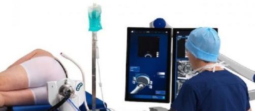 Aplicación de ultrasonido de alta intensidad para el tratamiento del cáncer de próstata