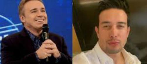 Caso Gugu: Thiago Savatico, suposto namorado do apresentador vai entrar na disputa pela herança. (Arquivo Blasting News)