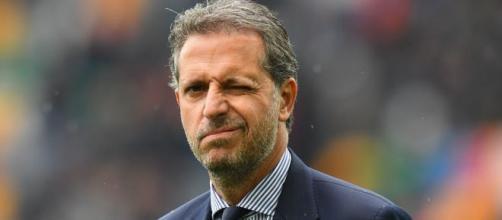 Fabio Paratici, dirigente sportivo della Juventus.