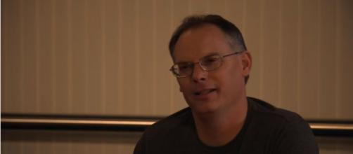 'Fortnite's' Tim Sweeney was a keynote speaker at this year's DICE Summit. [Image source: Mega64/YouTube]