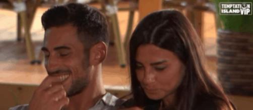 Gf Vip, Alfonso Signorini a U&D per approfondire il rapporto tra Alessandro e Serena.